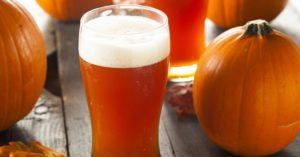 Birra alla zucca: this is Halloween!