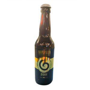 zidor bottiglia 33 cl