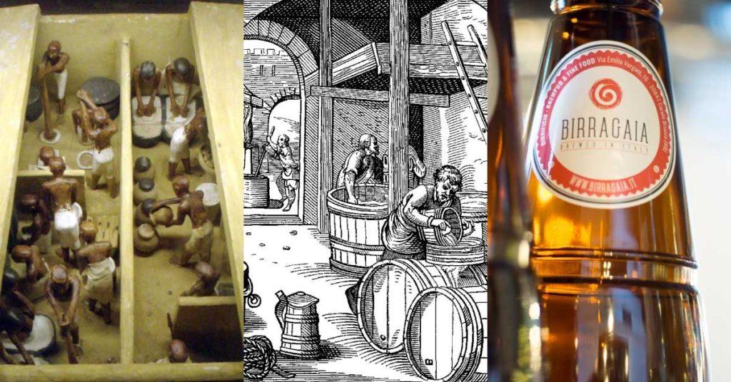 Dalla storia della birra... a Birra Gaia