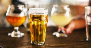 La birra senza glutine