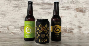 Zidor e Aroha le new entries di Birra Gaia
