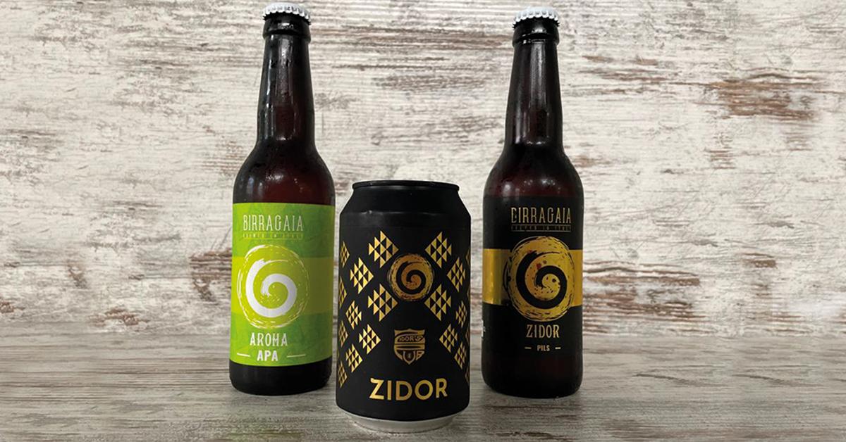 Zidor e Aroha le new entries di Birra Gaia